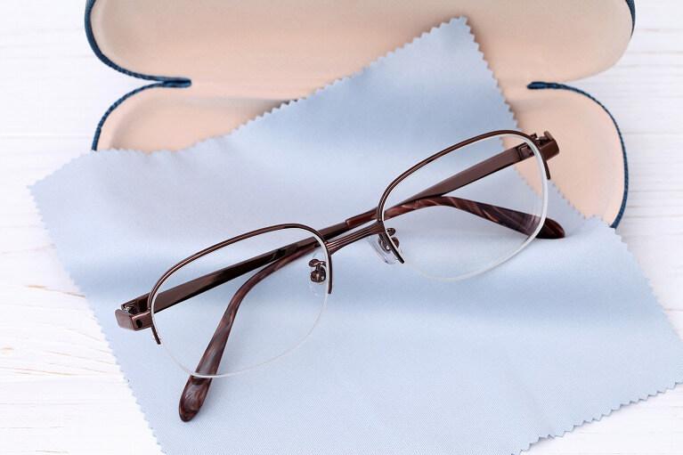 眼鏡の処方